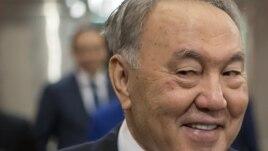 Nursultan Nazarbayev