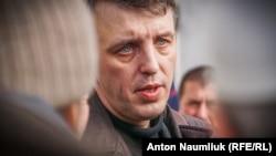 Алексей Ладин, архивное фото