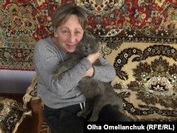 Ирина Борисова говорит, что заберет животных и уедет их Жованки, если поселок снова будет «ничьим»