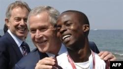 Пока помощь Африке увеличили только Англия и США