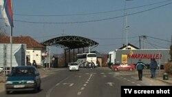 Granični prelaz između Hrvatske i BiH, Brod, mart 2012.