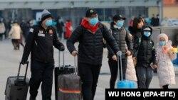 Роҳи оҳани Пекин. 24-уми январи соли 2020