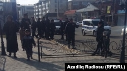 Lənkəran polisi - 20 yanvar 2016