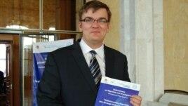 Dorin Duşciac la congresul diasporei din Cişinău