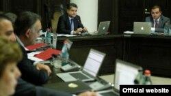Заседание правительства Армении, Ереван, 28 ноября 2013 г.