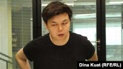 Арсен Әубәкіров, Next.kz тәуелсіз бақылаушы ұйымын құрушы.