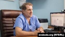 Заведующий отделением детской хирургии РНПЦ Александр Свирский