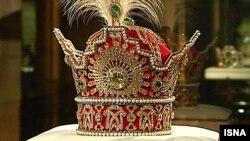 تاج پهلوی، متعلق به آخرین سلسله پادشاهی ایران