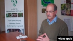 Tom Garabedian, managing director of the Armenia Tree Project