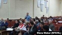 Общественные слушания по тарифам в Темиртау. 5 июля 2016 года.