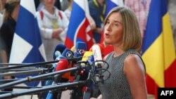 Imamo obavezu osigurati da se sporazum nastavi primjenjivati: Federica Mogherini