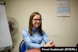 Ірына Зімнева, заснавальніца курсаў беларускай мовы для дзяцей