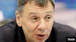 Former Duma deputy Sergei Markov (file photo)