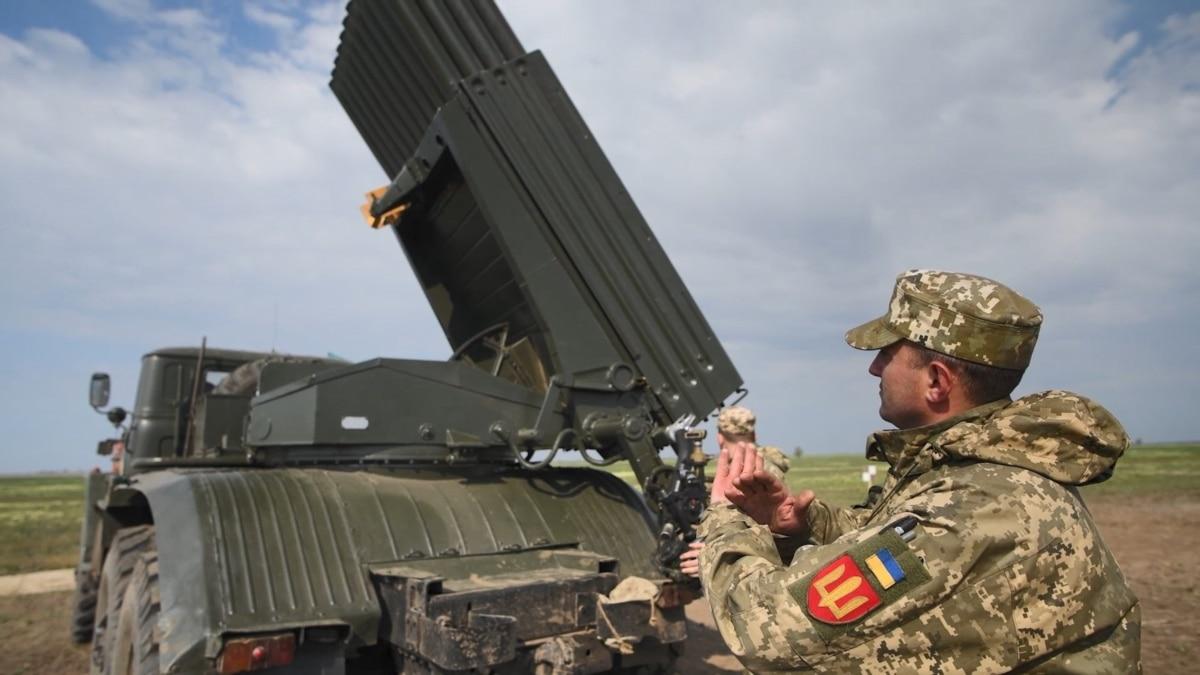 Ответ российским «Градам» на Донбассе: Украина испытывает новую реактивную артиллерию