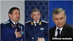 """Sudlangan va sudlanayotgan ikkala sobiq Bosh prokurorning Shavkat Mirziyoev """"qahriga uchragani"""" aytilmoqda."""