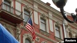 На снимке: Генконсульство США в Санкт-Петербурге