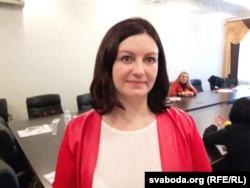 Алена Барысава