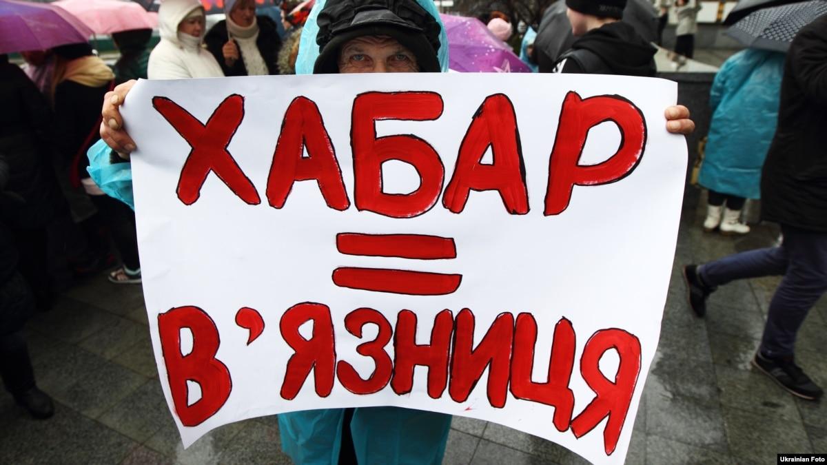 Украина понизилась в рейтинге «Индекс восприятия коррупции-2019». Что это означает