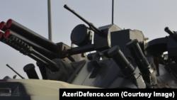 Azərbaycan istehsalı olan silahlar