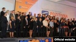 Konvencija Pozitivne Crne Gore u Podgorici