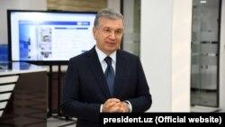 Президент Узбекистана Шавкат Мирзиёев