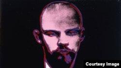 Ленин кисти Энди Уорхолла