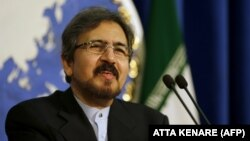 Iranian Foreign Ministry spokesman Bahram Qassemi (file photo)