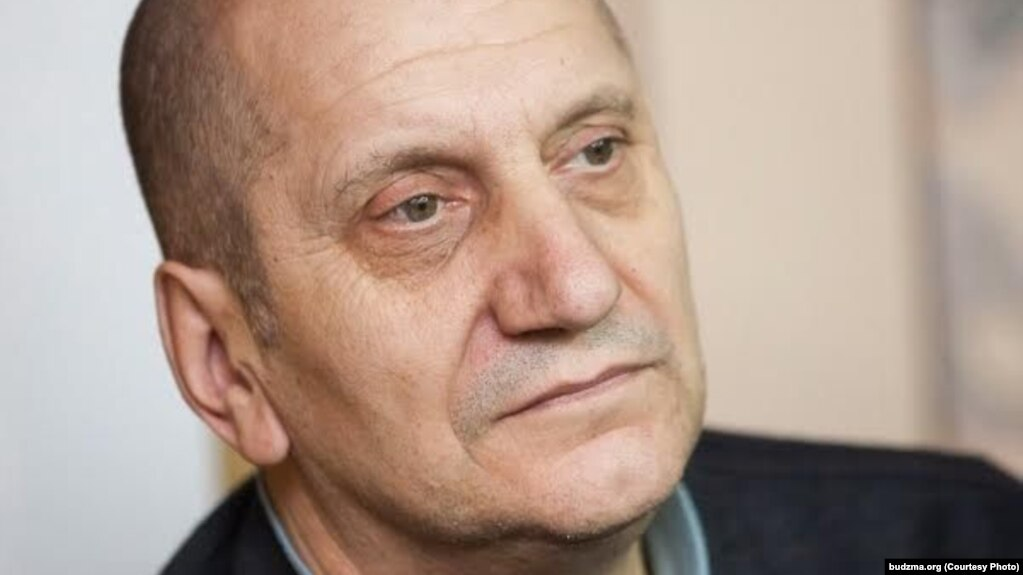 Міхась Паўлаў, фота budzma.org