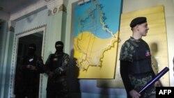 Захоплення ОДТРК у Донецьку, 27 квітня 2014