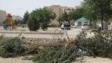Микрорайон Мир-4, Ашхабад.