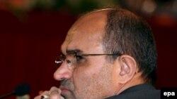 غلامحسین نوذری وزیر نفت ایران