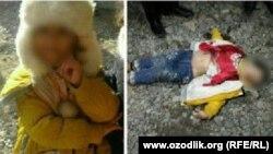 Тело 5-летней Кибриё Гаппаралиевой из Ферганы было найдено возле железной дороги.