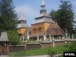Церква Святого Духа в Рогатині 1644 року