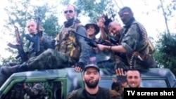 'Šakali', ratni snimak