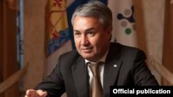 Депутат Госдумы Рахим Азимов