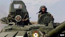 Rus tankları Gürcüstanda, 19 avqust 2008
