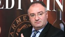 Armenian Consul-General in St. Petersburg Hrair Karapetian (file photo)