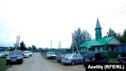 Питрәч районының Чыты авылында Корбан гаете