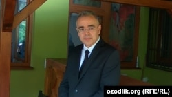 Консул Узбекистана в Германии Азим Озотов.