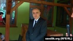 Ўзбекистоннинг Германиядаги элчихонаси консули Азим Озотов Прагада