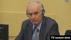 Сербия әскерінің бұрынғы қолбасшысы Ратко Младич.