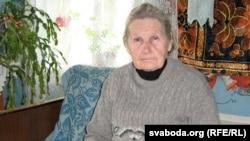 Валянціна Быкава, архіўнае фота