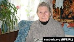 Валентина Бикова (архівне фото)