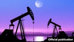 میدان نفتی در تگزاس آمریکا (عکس از آرشیو)