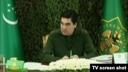Türkmenistanyň prezidenti Howpsuzlyk geňeşiniň maslahatynda