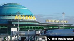 Аэропорт Астаны. Иллюстративное фото.