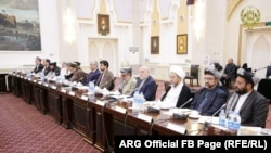 The Afghan leadership council for reconciliation says it needs more time for discussions on the negotiating team.