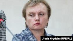 Людміла Равуцкая, архіўнае фота
