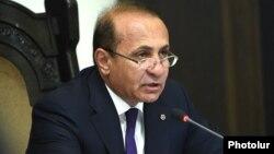 Премьер-министр Овик Абрамян (архив)