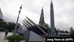 Түндүк Кореянын ракеталарынын көчүрмөсү.